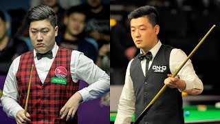 Yan Bingtao v Tian Pengfei Decider - World Snooker Championship 2018