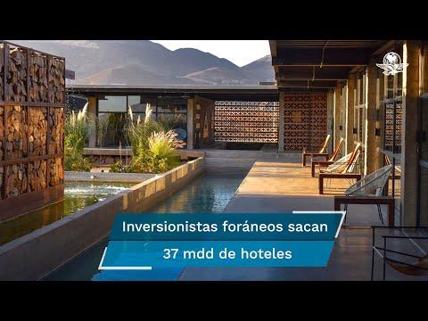 Hoteles sufren la peor salida de capital extranjero