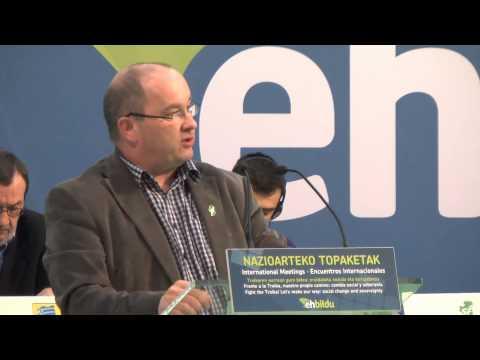 #troikagohome Trevor ó Clochartaigh (Sinn Féin)