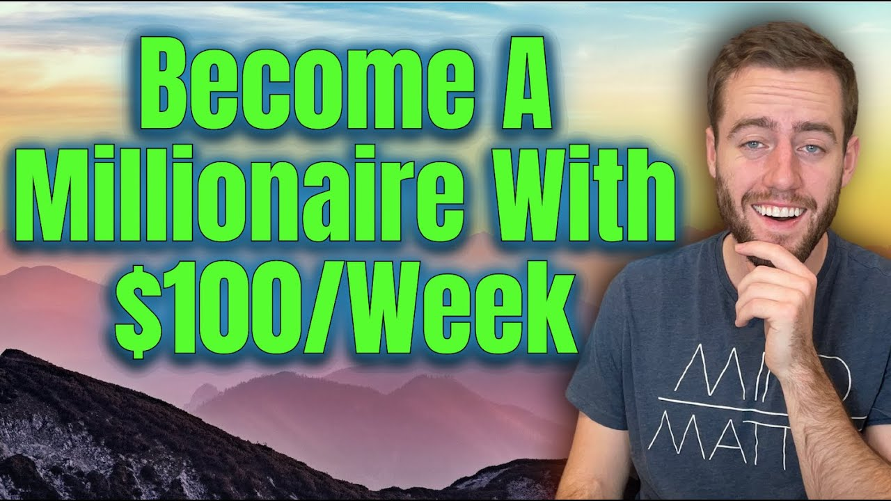 Easiest Way To Become A Millionaire (In 2021)