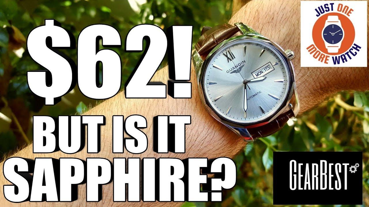 Nomos Lambda homage Guanqin Chinese fake watch or homage? - YouTube
