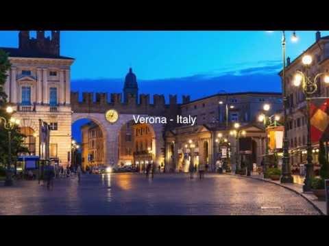 Verona -  Italy - UNESCO World Heritage Site