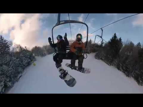 Exploring Snowshoe Mountain West Virginia - Ikon Pass