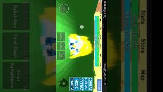 Roblox - All my transformations on Dragonball Burst part.2