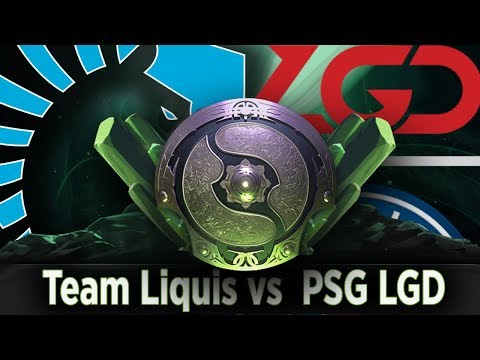 [ENG] The International 2018 Live, Team Liquid vs PSG LGD, Group Stage Live