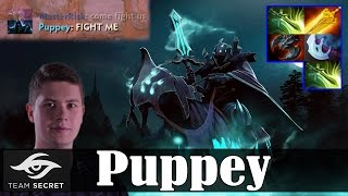 Puppey - Abaddon MID | FIGHT ME MID | with MidOne (Luna) | Dota 2 Pro MMR Gameplay #1