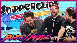 Greg Miller Hates Snipperclips - Party Mode