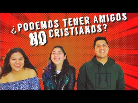 ¿PODEMOS TENER AMIGOS NO CRISTIANOS?   G.N.D
