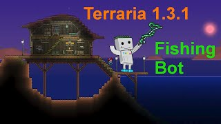 1.3.5 NEW Terraria Automated Glitch Method Fishing Bot
