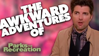 The AWKWARD Adventures Of Ben Wyatt | Parks and Recreation | Comedy Bites