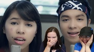 Sam Mangubat feat. Marielle Montellano GOBLIN Beautiful (Acoustic) Reaction Video
