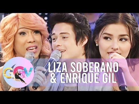 Vice and Liza compete for Enrique's heart