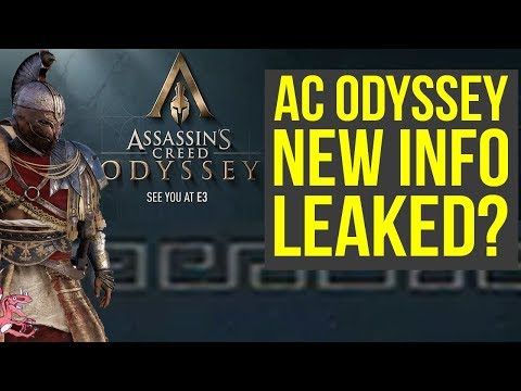 Assassin's Creed Odyssey NEW INFO LEAKED?! New Features, Quests & More (Assassin's Creed 2018) thumbnail