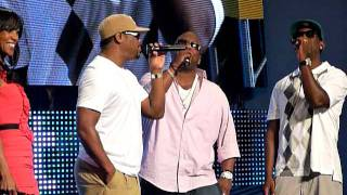 "Boyz ll Men - ""On Bended Knee"" (Acapella) @EMF 2011 Convention Center"
