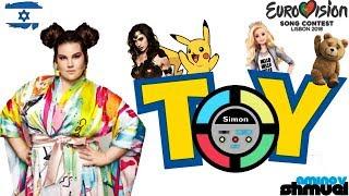 Netta - TOY   Israel Eurovision   מתורגם