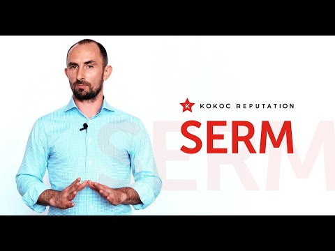 Артём Ушаков об управлении репутацией по технологии SERM