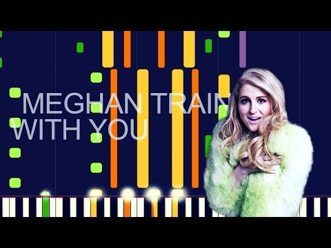 "Meghan Trainor And Kaskade - WITH YOU (PRO MIDI REMAKE) - ""in The Style Of"""