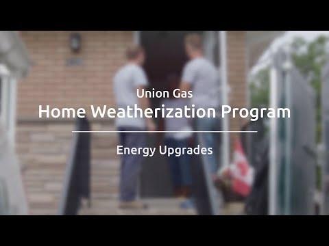 Installing Energy Upgrades | Home Weatherization Program