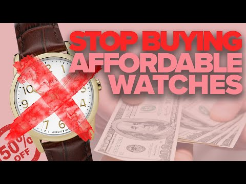 Stop Buying So Many Affordable Watches! (Subscriber Giveaway)