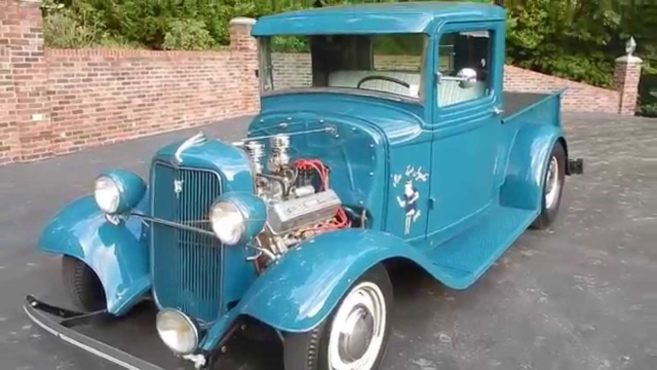 1934 Ford Pickup All Steel for sale Old Town Automobile in ...