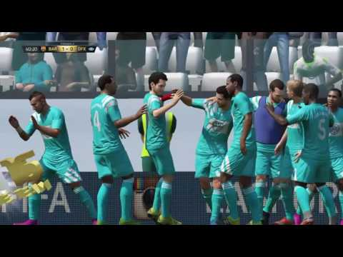 Fifa 16 2 Great 40+ Yrd FK in UT And Pro Club And Great Counter Attack From Own Half