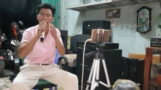 Test bộ giàn hát karaoke 25.450tr. Cho Bác Văn Lai Châu.