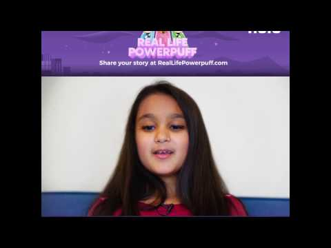 [HD]The Real Power Puff Girl - CoderBunnyz - Empower the girls and boys to learn code!