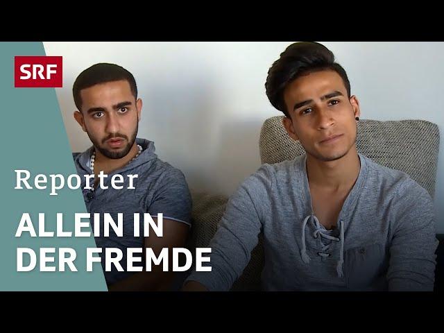 Minderjährige Flüchtlinge in der Schweiz | Integration von jungen Asylsuchenden | Doku | SRF DOK