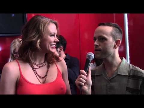 Maitland Ward Bobby Paradise Red Carpet