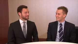 LGBTQ MBA Profile: Daniel Garza & Jonah Trout of Georgetown McDonough