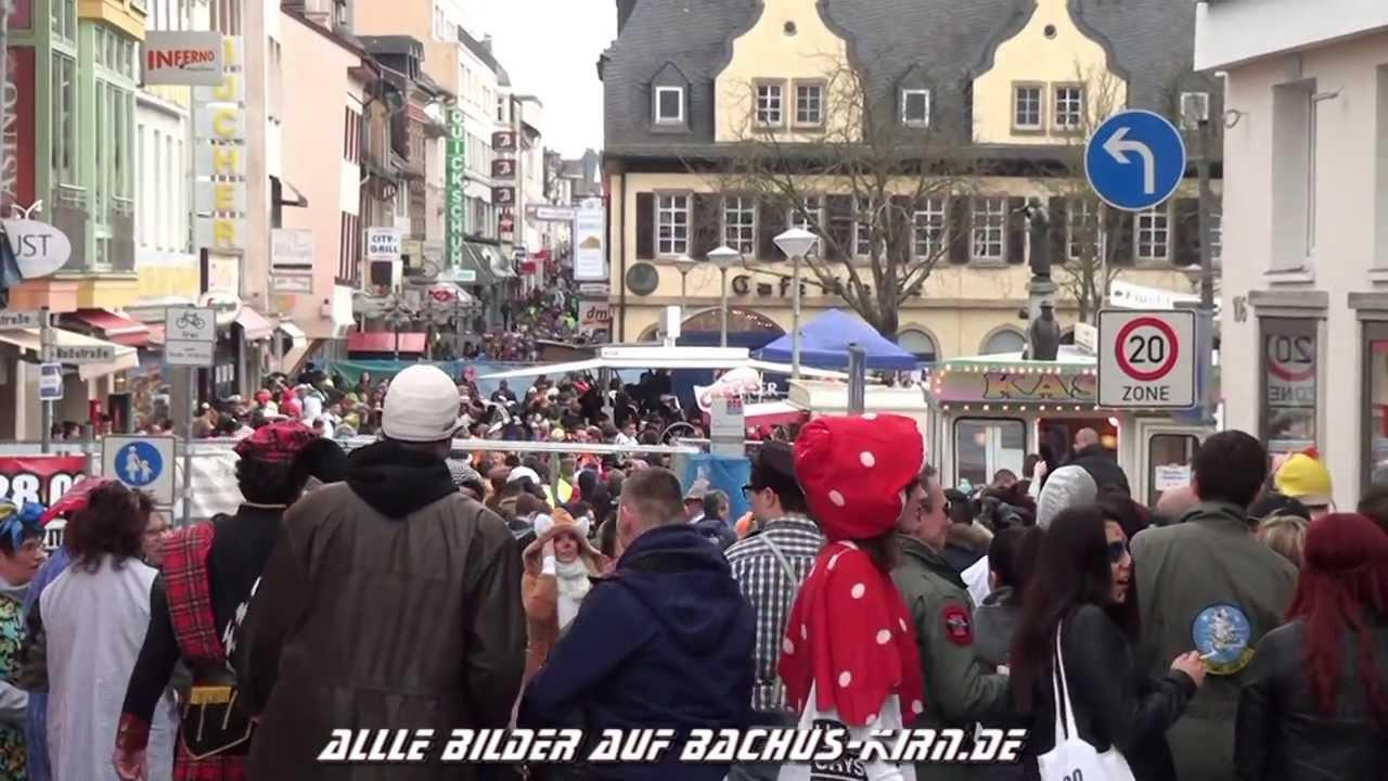 Altweiber im Käfig 2014 Bad Kreuznach bachus-kirn.de - YouTube