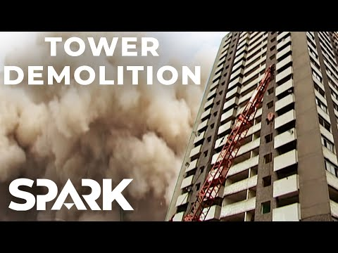 Demolition Squad: London (Building Demolition Documentary) |