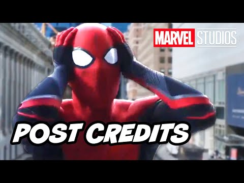 Spider-Man Far From Home Ending – Post Credit Scene Breakdown
