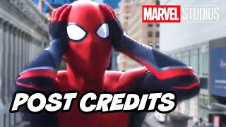 Spider-Man Far From Home Ending - Post Credit Scene Breakdown