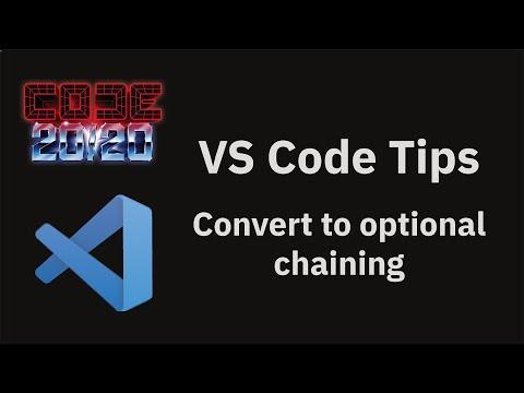 Convert to optional chaining