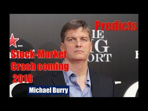 Michael Burry Predicts an Imminent Stock Market Crash! The Crash Coming! Economic Collapse