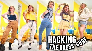 OUTFIT IDEAS FOR COLLEGE! I miss old youtube. Outfits for back to school