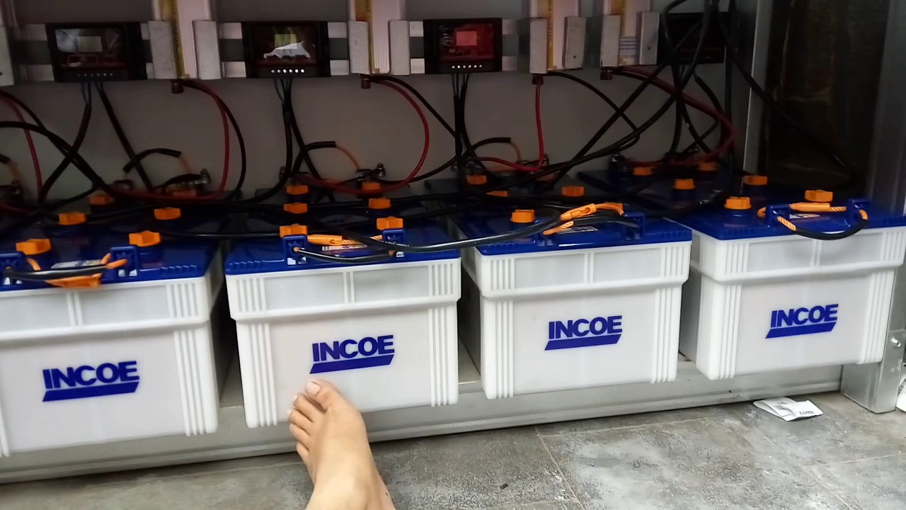 Contoh instalasi pembangkit listrik tenaga surya youtube contoh instalasi pembangkit listrik tenaga surya ccuart Choice Image
