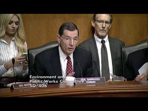 Chairman Barrasso: The Endangered Species Act Needs to be Modernized