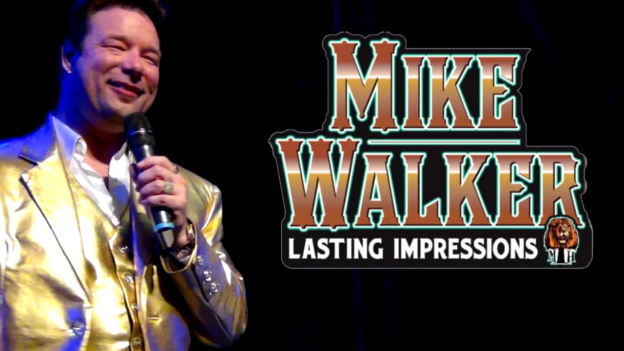 88ff6fdb4c4 Mike Walker Lasting Impressions - YouTube