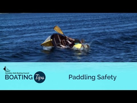 Paddling Safety