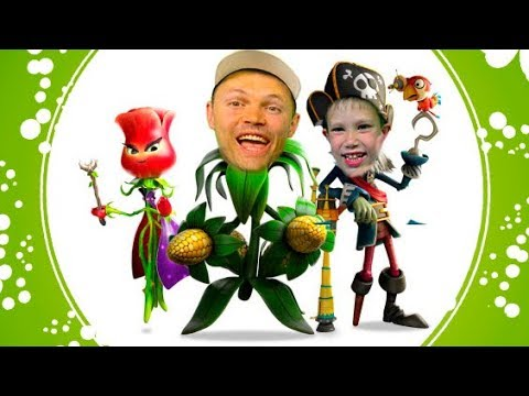 Plants VS Zombies Garden Warfare 2 PVZ GW2 Letsplay от Mister Max