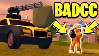 BADCC Leaked ROCKET LAUNCHER Video! *BAD NEWS!* | Roblox Jailbreak WEAPON UPDATE