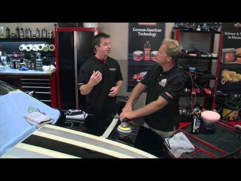 How To Remove Swirls and Create a Show Car Finish using Blackfire Car Care Products