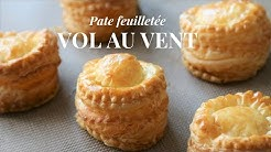 How To Make Vol Au Vent Shells ( From puff pastry sheets)