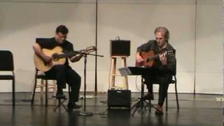 Mir Ali and Stanley Yates - Final Gala Concert - APSU SGW&C 2010