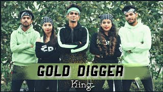 GOLD DIGGER   KING ROCCO   COWER BY SPARTANS CREW   CHOREOGRAPH BY SPICKY & RITU  