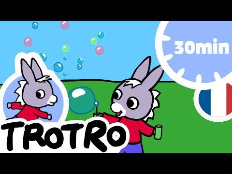Trotro Trotro Et L Oiseau Dessin Anime Hd 2019 Youtube