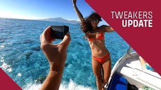 Tweakers Update: De nieuwe GoPro Hero 7-actiecamera's