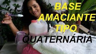 BASE DE AMACIANTE TIPO QUATERNÁRIA CASEIRA